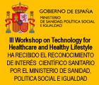 Reconocimiento del Ministerio de Sanidad, Política Social e Igualdad